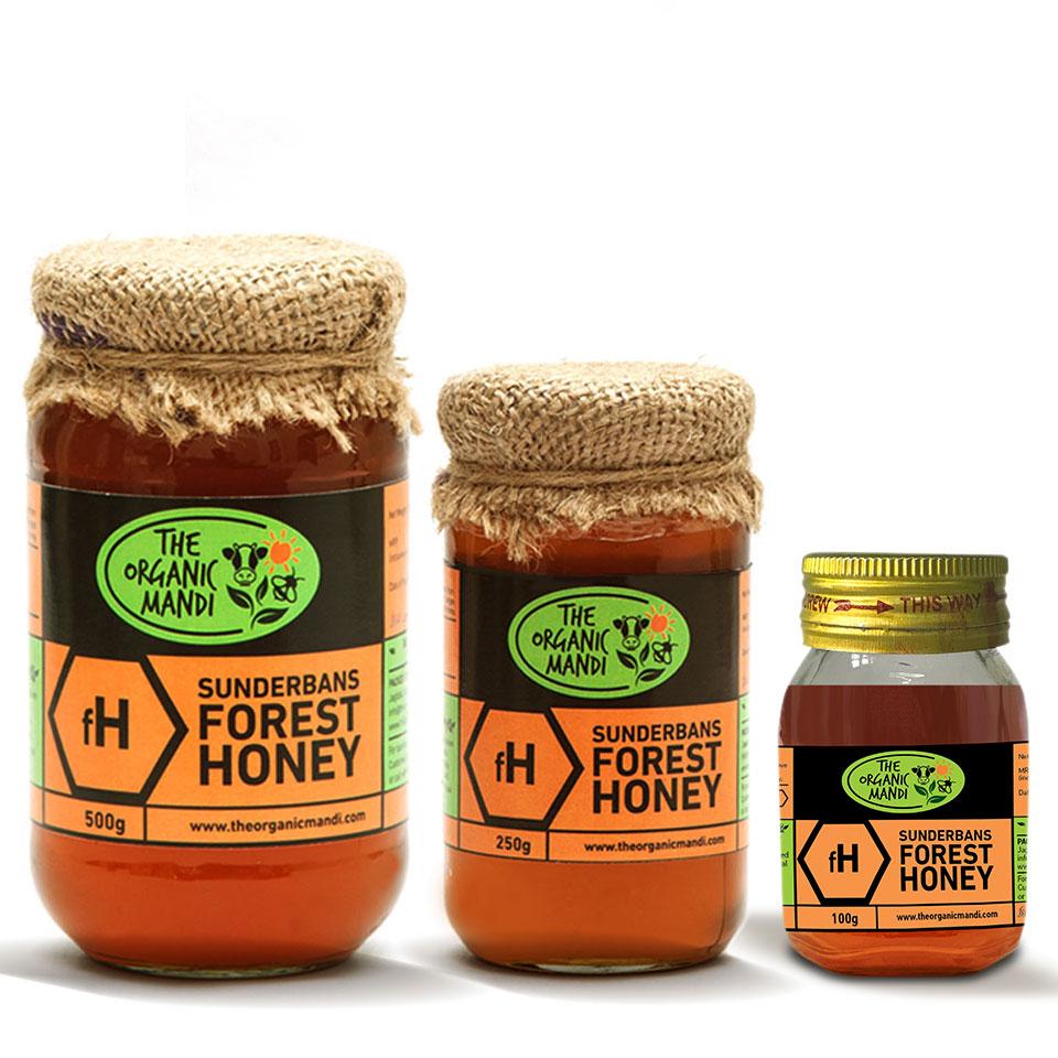 Sunderbans Forest Honey   Organic Mandi