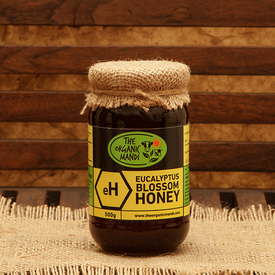 Eucalyptus Blossom Honey | Organic Mandi