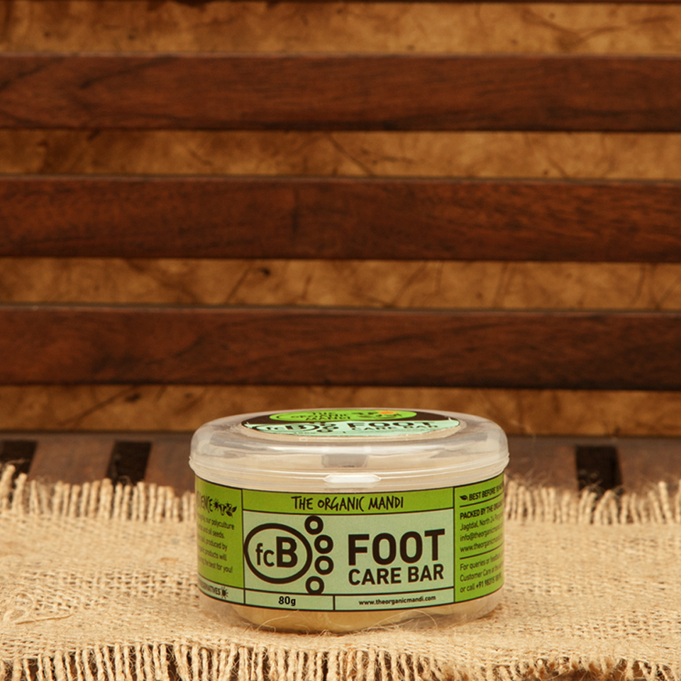 Foot Care Bar | Organic Mandi