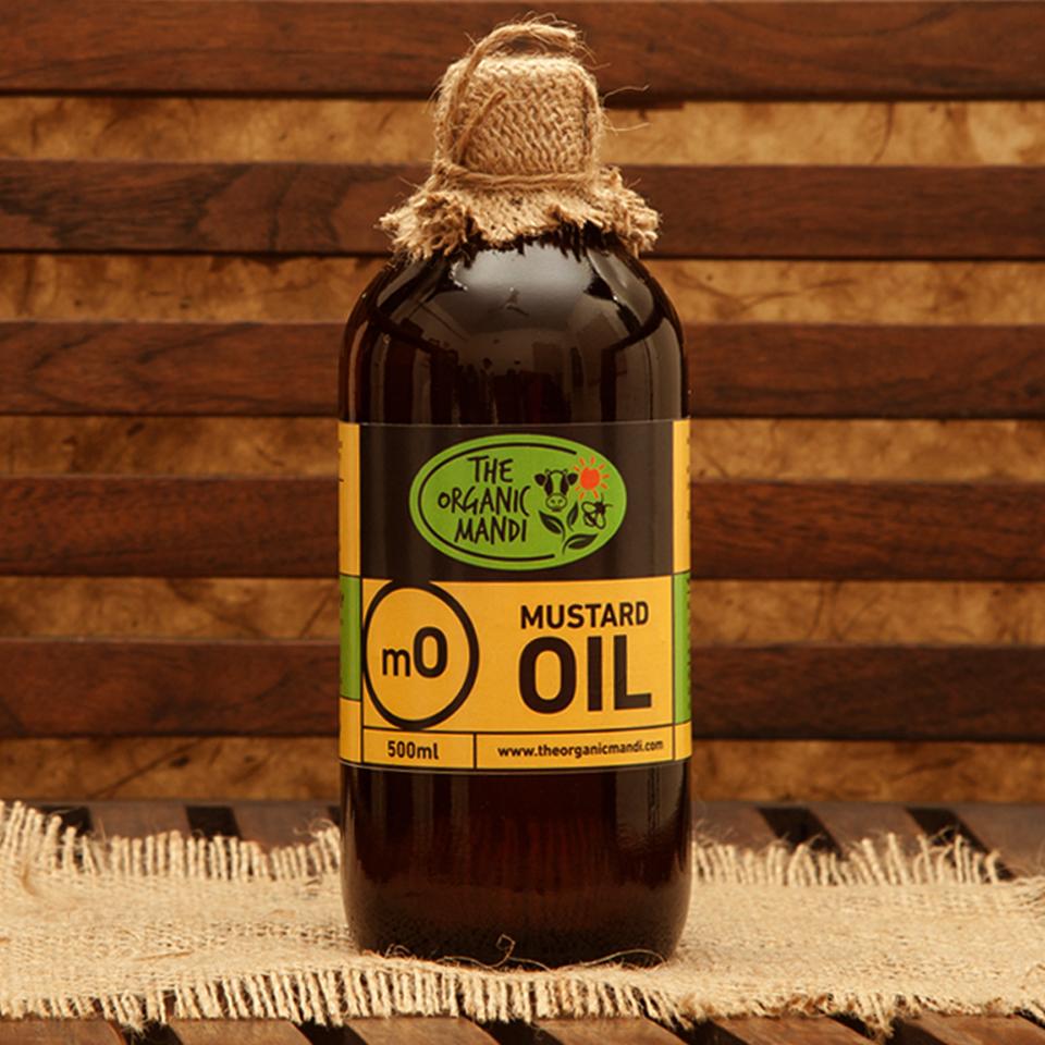 Mustard Oil | Organic Mandi